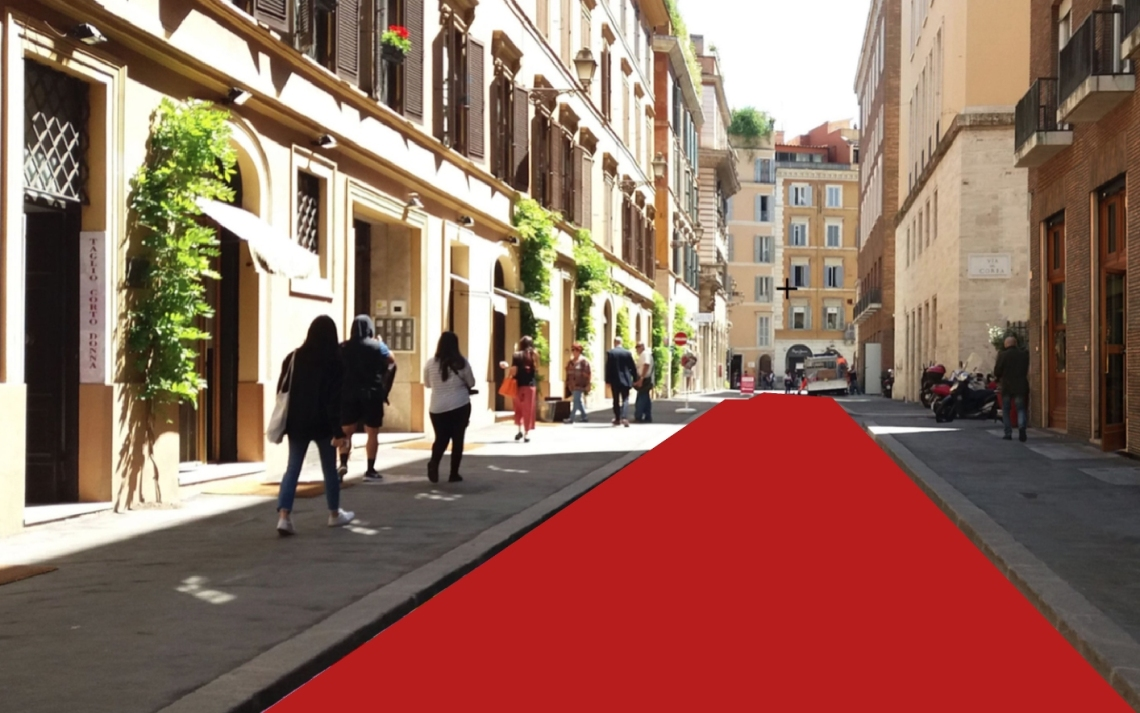 FONDACO Roma Red Carpet