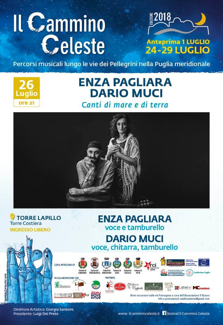 Locandina 26-07-2018 Pagliara Muci